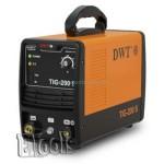 Сварочный инвертор  плазморез DWT TIG-250 S